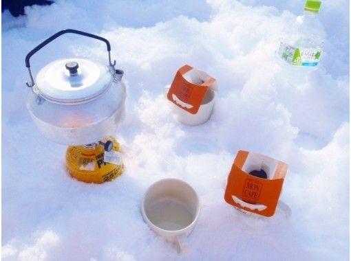 【富山・五箇山】スノーシューピクニック(五箇山エリア)世界遺産の冬を散策・かんじき歩きもできます