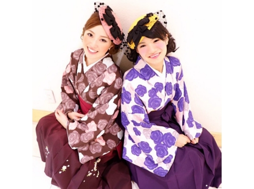 [Tokyo/ Harajuku] Walk around Harajuku in a cute pattern! Kashiwa Plan-Easy to move and cute (30 seconds from Harajuku Station)の紹介画像
