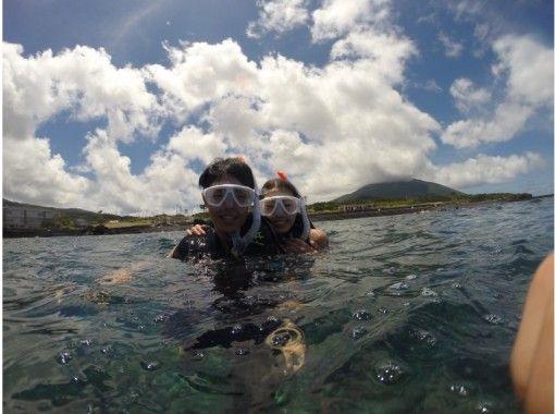 【東京・八丈島】海との一体感!素もぐりシュノーケリング体験