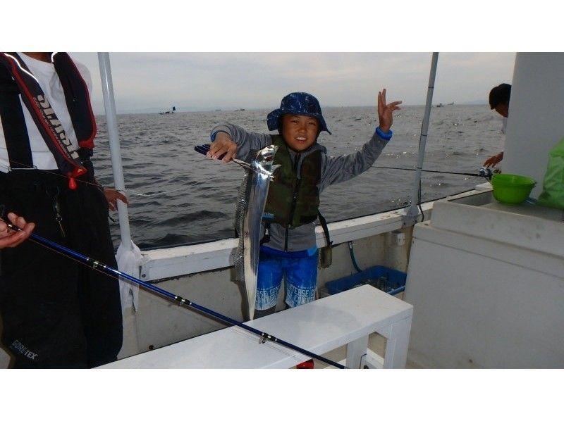 大阪釣帶魚