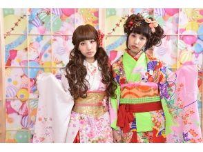 もしもし着物サロン Produced by 夢乃屋-YUMENOYA-の画像
