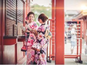 【東京・23区】和装で街を散策しませんか? 銀座でできる着...