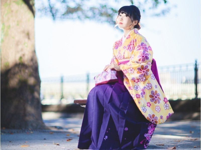 [Tokyo / 23 wards] Why do not you stroll around the city with Japanese style clothing? Introduction image of kimono rental and dressing plan which can be done in Ginza