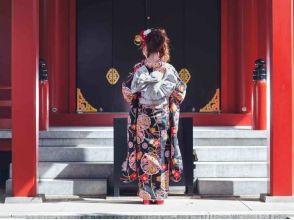 バサラ着物レンタル浅草店の画像