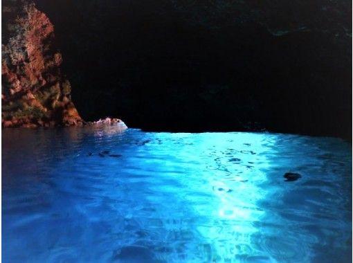 【沖縄・恩納村】☆セルフでシュノーケルし放題!器材レンタルプラン!自分たちだけで青の洞窟やサンゴの海へGO!