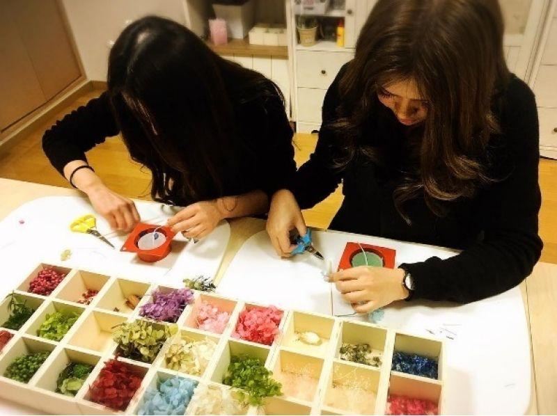 【大阪・大阪市】豊富な種類から選んで作ろう!心を癒すオリジナルキャンドルの紹介画像