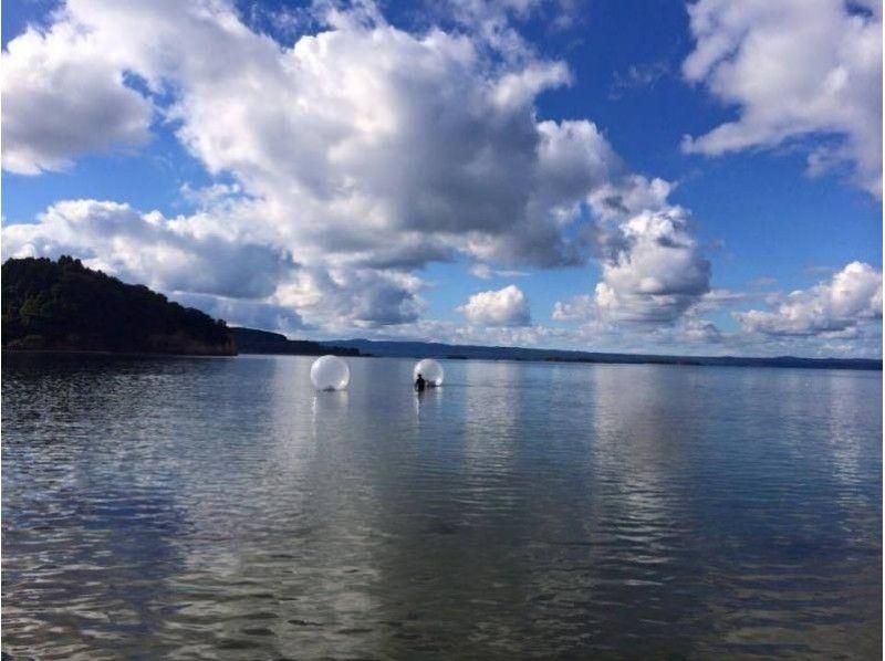 【石川・能登】水玉(アクアボール)体験の紹介画像