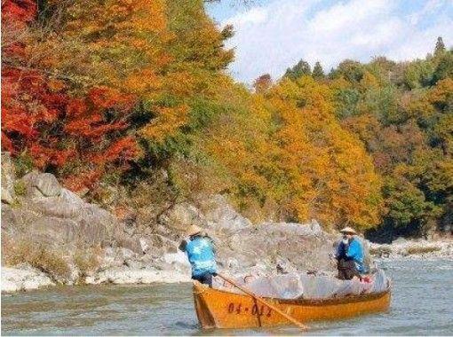 【長野・飯田】スリルとロマンを楽しむ!〔豪快  天竜川舟下り〕の紹介画像