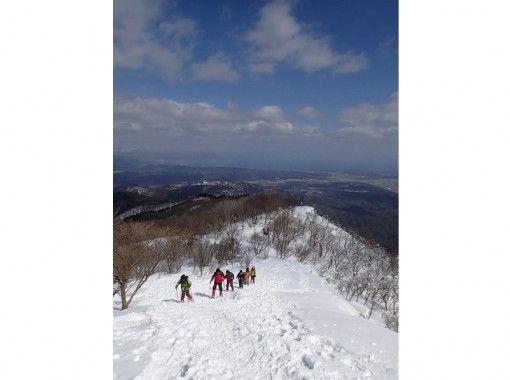 [京都·Minakoyama]京都縣內的最高峰! Minakoyama(京都北山)雪上徒步(歡迎燉午餐!)の紹介画像