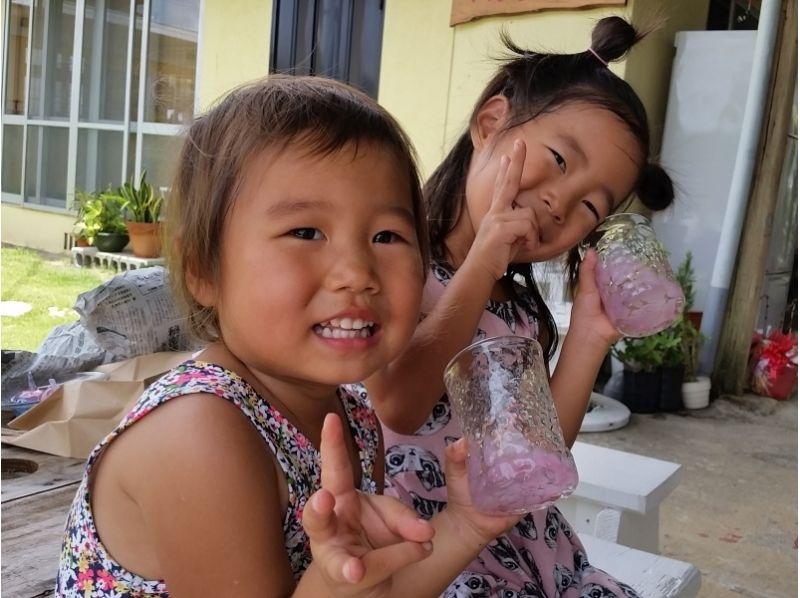 沖縄 琉球ガラス 子供
