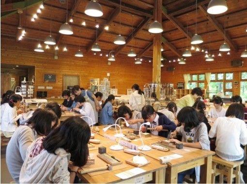 【栃木・那須高原】ホテル内の工房でシルバーアクセサリーを作ろう「シルバーBarプレート」