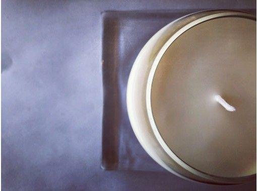 【徳島・住吉】アロマと透明感に癒される♪ジュエルアロマキャンドル作り