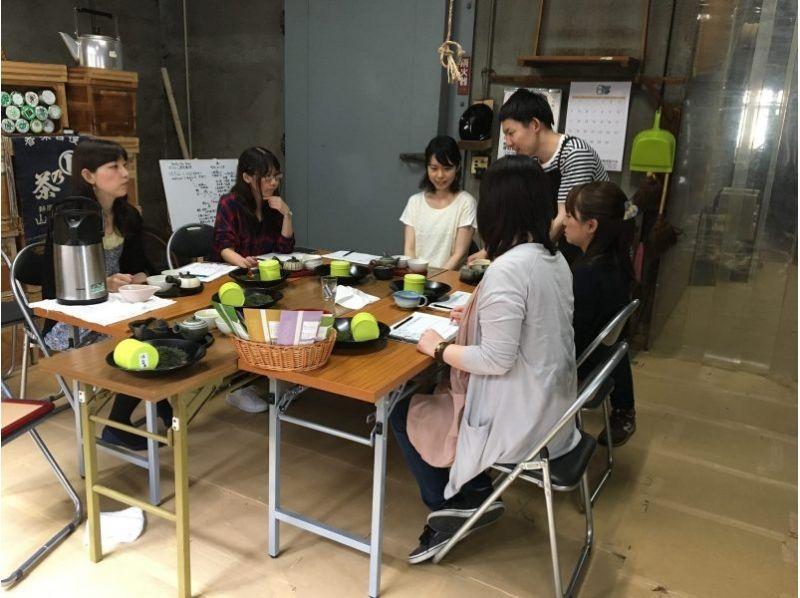 【静岡・清水】静岡茶のみくらべ&抹茶づくしスイーツCAFEの紹介画像