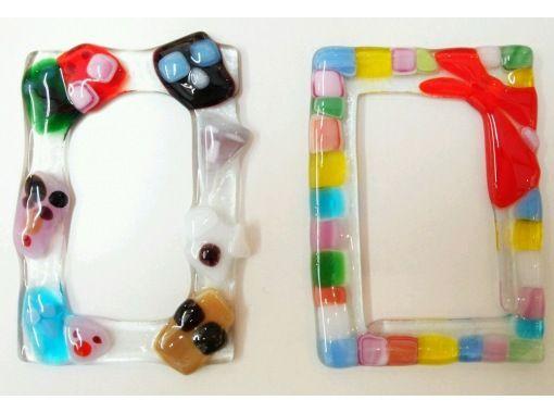 【島根・松江】焼きガラスのフォトフレーム作り~子供も楽しめる!手ぶらでOK!の紹介画像