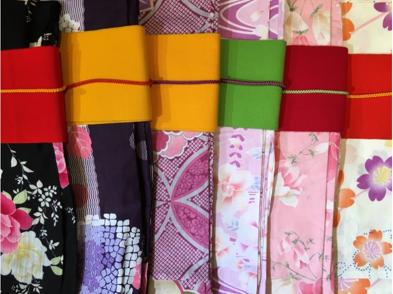 【Tokyo · Gotanda】 ★ Ladies only ★ Let's go out chilly in the hot summer! Yukata rental ※ No additional fee is required for returning the next day! Introduction image of