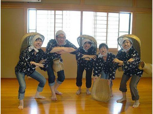 【島根・安来】宴会芸の決定版「どじょうすくい踊り体験」