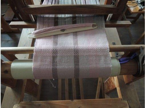 【群馬・桐生】模様織りをしよう「手織り体験」自分の手で織る楽しさは格別です!