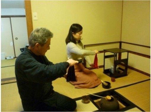 【奈良・奈良市】「地域共通クーポン利用可能プラン」自分で点てる!「点前体験」正式な茶道の薄茶点前の作法を気軽に体験 できます!