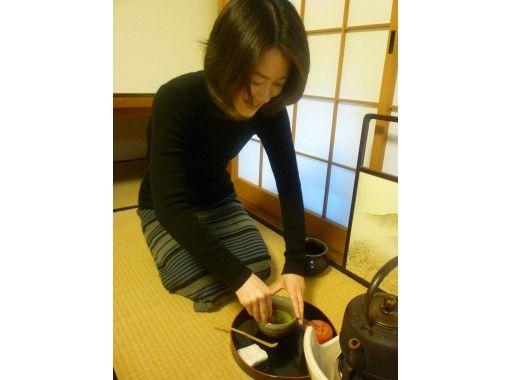 【奈良・奈良市】自分で点てる!気軽に「茶道・点茶体験」