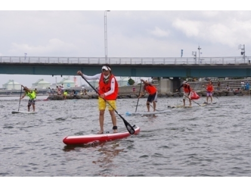 [Aichi ・ Chita: Let's start first! SUP Experience 1 Day Courseの紹介画像