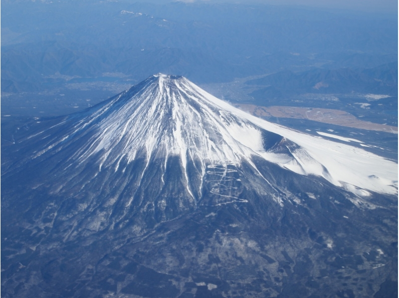 [Tokyo · Shinkiba] Let's look at the places from the sky! Introduction image of helicopter Mt. Fuji Premier Tour [flight time: 70 minutes]