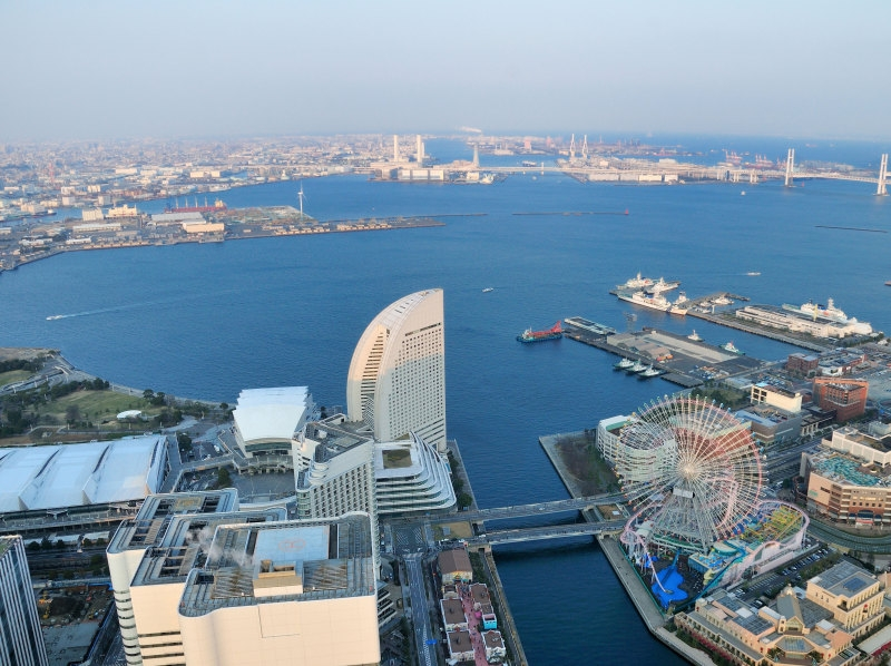 [Tokyo · Shinkiba] Let's look at the places from the sky! Introduction image of helicopter Tokyo · Yokohama Tour [flight time: 30 minutes]