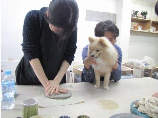 [東京赤羽橋]讓我們做原創寵物用品!寵物和陶器體驗,當天預約OK!の紹介画像