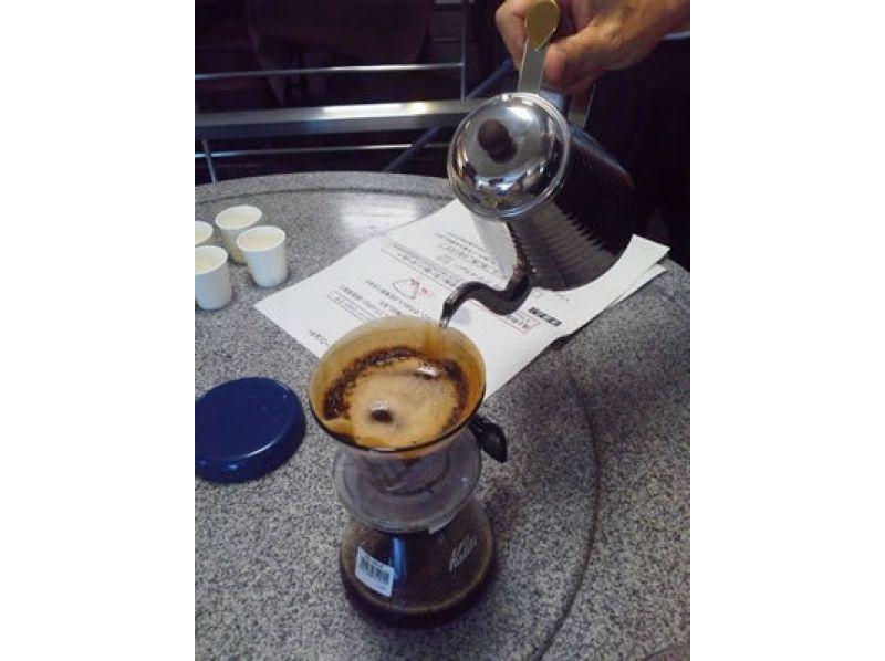 <大人の教室>たった30円で余暇を満喫!ホントにおいしいコーヒーの焙煎からの入れ方[1658]の紹介画像