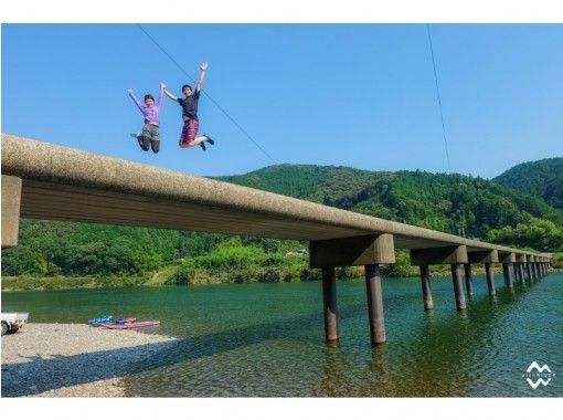 【四万十川で半日サップツアー!】 四万十川の大自然を地元ガイドがご案内!家族・友だち・みんなが楽しめる!の紹介画像