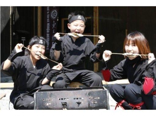 忍者の手裏剣投げ体験[¥500/人]熊本県/大人向け本格派