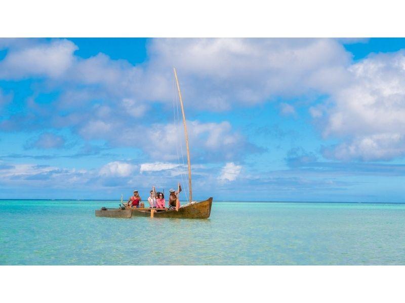 【沖縄】石垣島!海人気分でサバニライド!の紹介画像