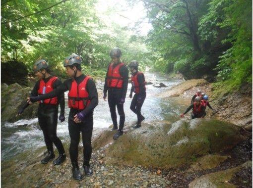 【那須エリア】手ぶらでRiver Walking~那珂川の支流で川遊び~