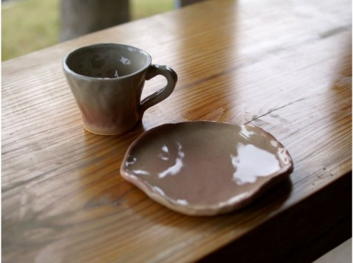 【山口・萩】萩焼の名窯でオリジナルの器づくり「手びねり陶芸体験」お子様も一緒に楽しめます!の紹介画像