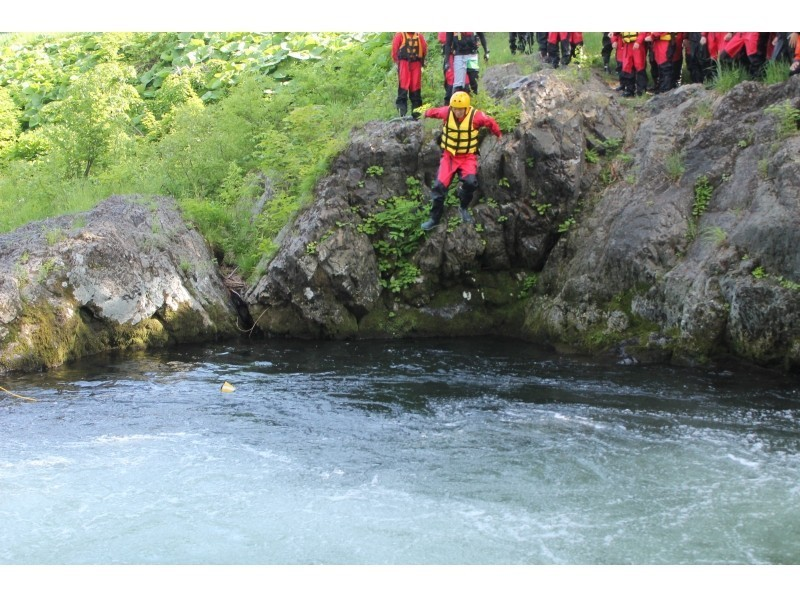 [Hokkaido Furano] «5-year-old from OK ♪ »Sorachi river rafting - enjoy the Hokkaido one of the best wilderness - the introduction image