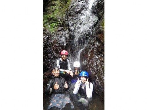 [Shikoku / Tokushima] Plenty of negative ions ★ Shower climbing experience! Family course (2.5 hours)の紹介画像