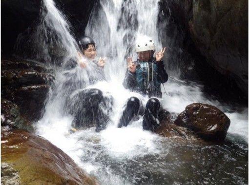 【徳島・轟の滝】【地域共通クーポン利用可能!】絶景を楽しみたい方へ★シャワークライミング体験!ロングコース(轟の滝)