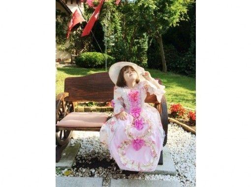 【山梨・河口湖】音楽のテーマパークでお姫様になろう♪ 〔プリンセス体験〕