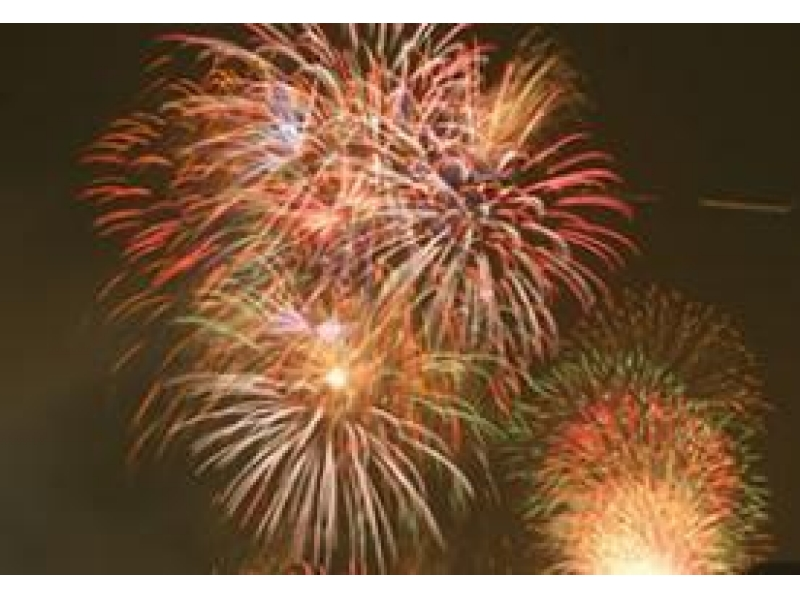 【Sumidagawa Fireworks Display Competition in 2017】 Fireworks Appreciation Plan Enjoyed by Large Cruise Ship Special Bento & All you can drink! Introduction image of 【9650】
