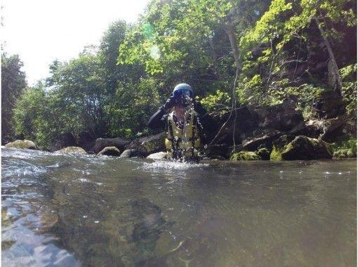 [Hokkaido · Furano] topic canyoning! Nature and dynamic water playの紹介画像
