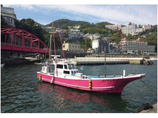 【静岡・熱海】乗合釣り!旬の魚をフィッシング♪