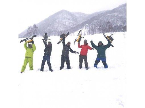 新感覚のスポーツギア!スキーポッカール(1日コース)小学生からOK・送迎あり・ランチつき