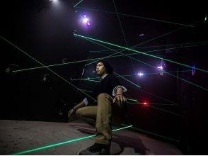 超密室レーザートラップの画像