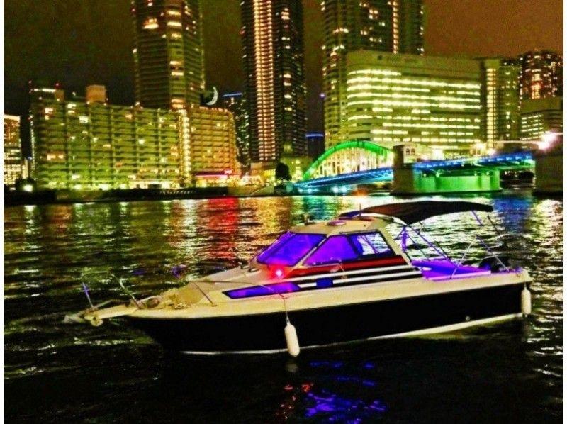 【Tokyo · 23 ward · Limousine】 Limousine & marine cruising plan. Introduction image of