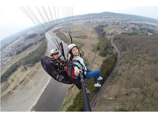 【栃木・那須烏山市】初心者から上級者まで7つのコースをご用意!パラグライダースクール
