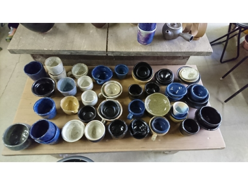 [Niigata/ Chuo Ward] I want to do both! Hand bend & electric potter's wheel pottery experience planの紹介画像