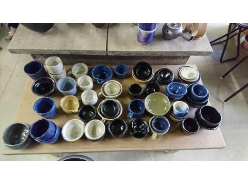 【新潟・中央区】4名以上のグループ限定「手びねり&電動ろくろ」陶芸体験プラン