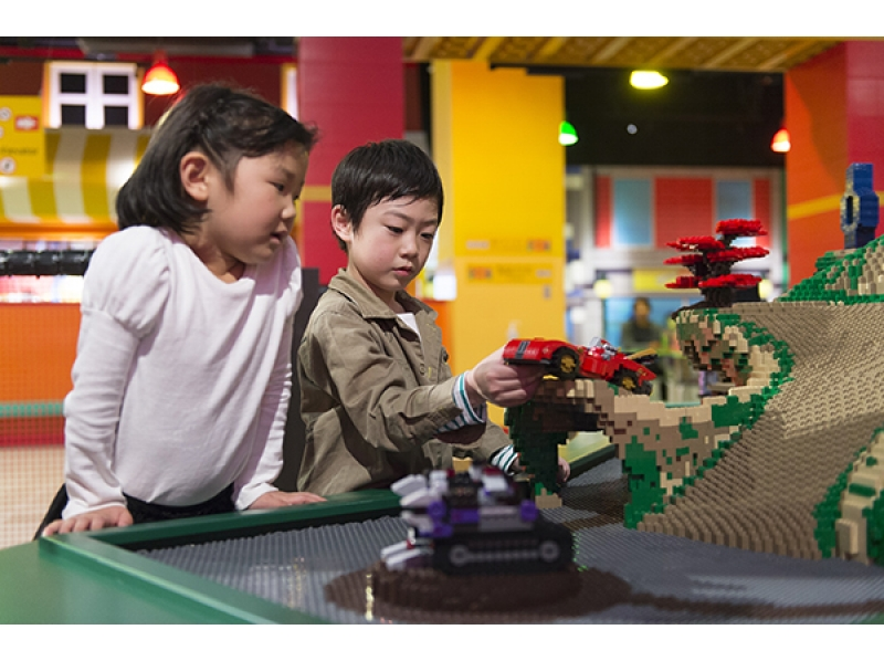 【Tokyo · Odaiba】 indoor type theme park which you can enjoy with parent and child ♪ Legoland · Discovery Center Tokyo introduction image