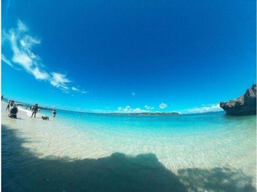 【沖縄・南城市】当日もOK!無人島までたったの15分!県内屈指の透明度を誇るコマカ無人島!!