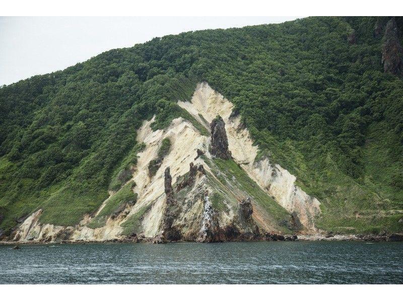 【北海道・小樽】絶景小樽海岸クルーズ([A]オタモイ海岸・青の洞窟コース)80分の紹介画像