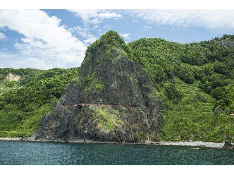 【北海道・小樽】絶景小樽海岸クルーズ([B]恵比須島コース)60分の紹介画像